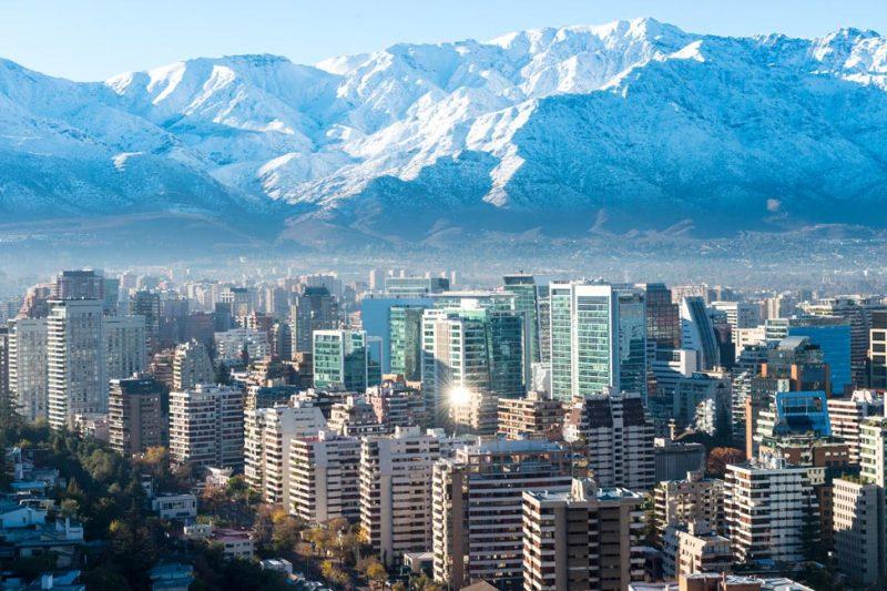 סנטיגו דה צ'ילה.