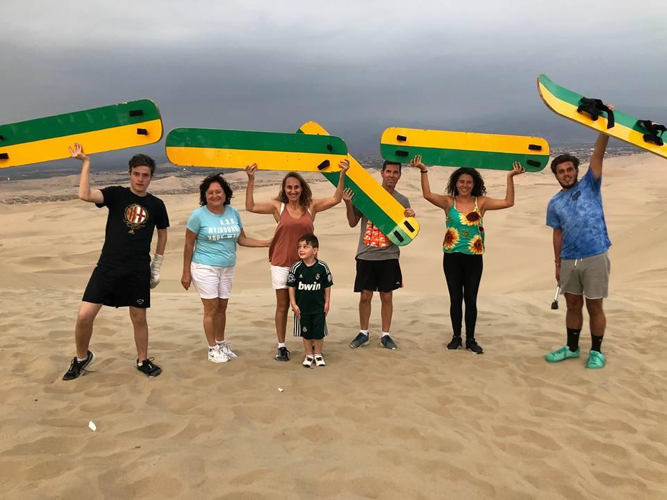 משפחת צוריאל לקוחות ממליצים מונדו טריפ